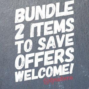 Bundle!  Save!